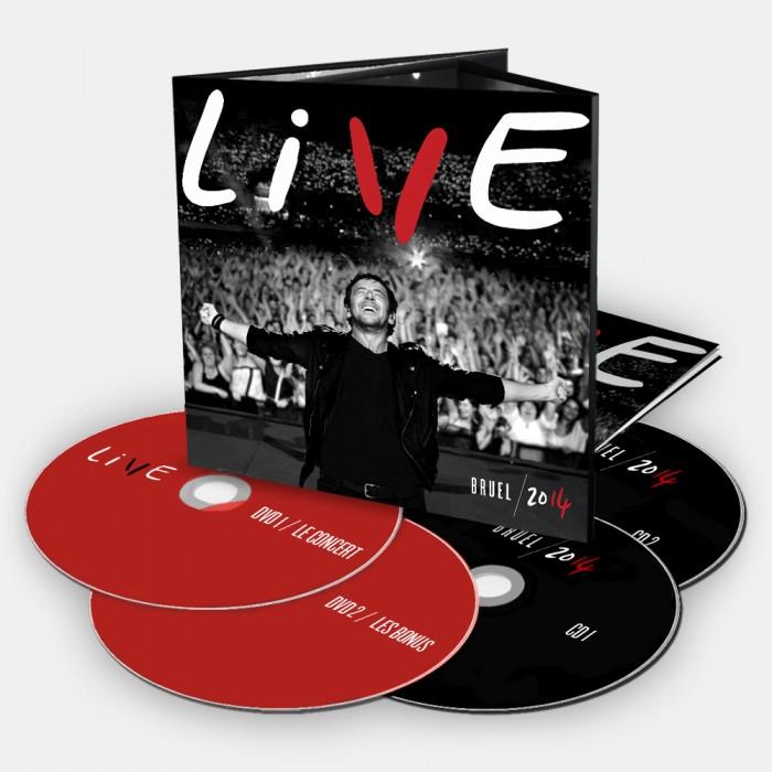 Patrick Bruel - Rien Ne S'efface - Live